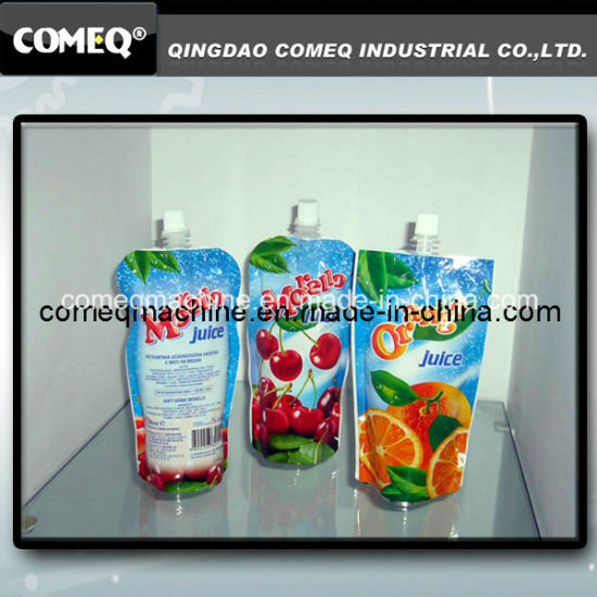 Automatic Plastic Bag & Pouch Making Machine pictures & photos