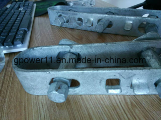 China Electrical Galvanized Double Anchor Clamp Tightener Orchard ...