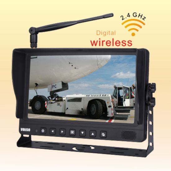 China Car Rear View System for Grain Cart, Horse Trailer, Livestock