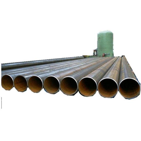 Anxintongda Steel! 1/2 Inch 1 Inch 1.5 Inch Black Round Welded Pipe