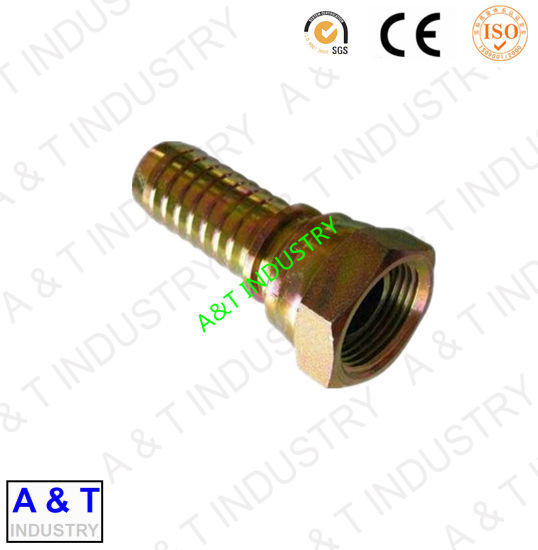 Cheap Price Chinese Heat Forged Hydraulic Fitting