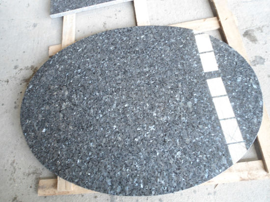 China High Quality Blue Pearl Granite Table Top For Sale China