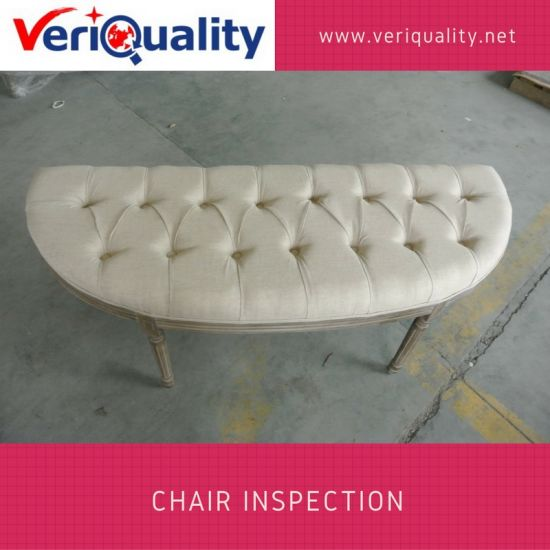 Chairs/Sofa Quality Control Inspection Service, Furniture Production QC Inspection