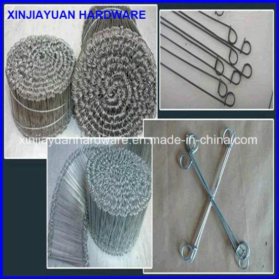 3dbcd6ed7f8e China Double Loop Bar Ties /Loop Wire Tie/Bag Ties - China Loop Tie ...