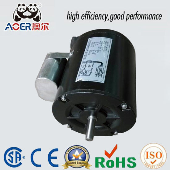 Single Phase AC Starter Motor Specification 1400 Rpm