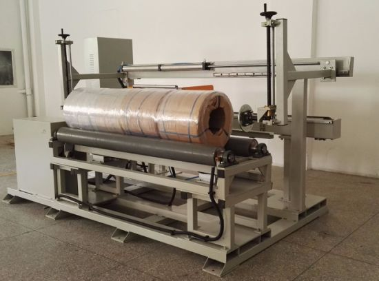Paper Roll Film Wrapping Machine pictures & photos