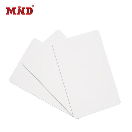 Customized RFID Chip Full Color Inkjet Printing PVC Card for Epson L800 Printer