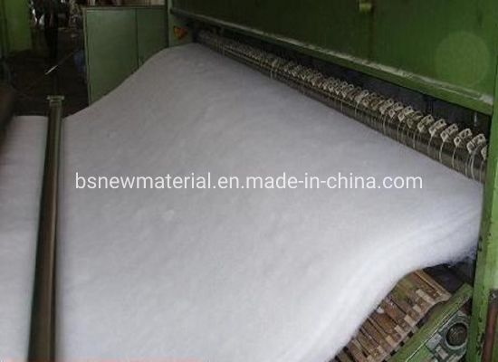 High Tensile Strength Geotechnical Cloth/Geotextile Fabric for Civil Engineering
