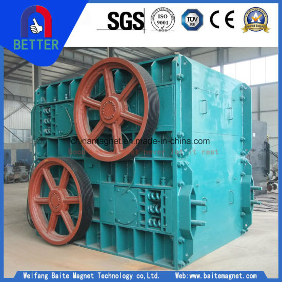 4pg Four Roller Crushing Machine for Coal/Charcoal/Copper/Gold/Zinc Mining/ Crushing Plant pictures & photos