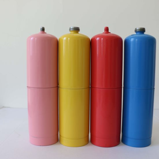 Factory Supply Empty Cyrogen Spray Canisters with DOT-39