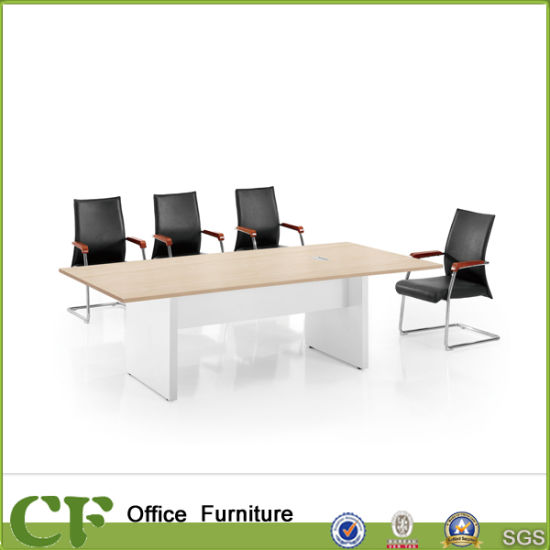 China Manufacturer Office Wooden Furniture Meeting Room Conference Table