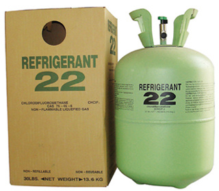 R22 Refrigerant Gas pictures & photos