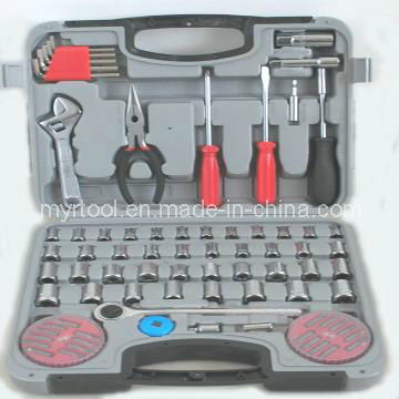 Hot Sale-84PCS Professional Hand Tool Kit-Fy1084b pictures & photos
