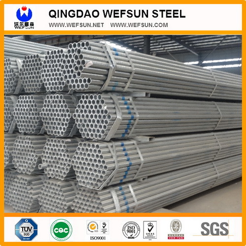 Factory Supply Hot Dipped Galvanized Pipe pictures & photos