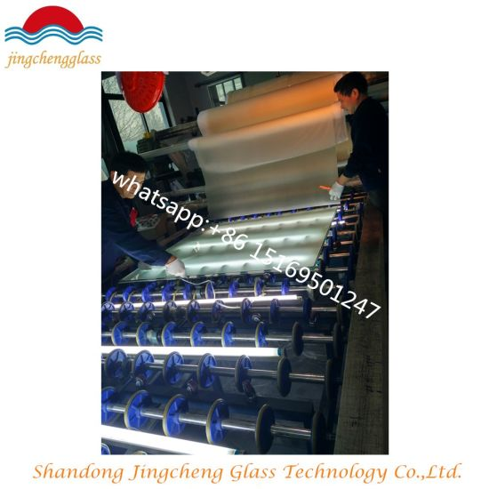 8.38mm/10.38mm Clear and Colored Laminated Glass
