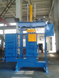 Cloth Baler for Used Cloth Baling Double Chamber pictures & photos
