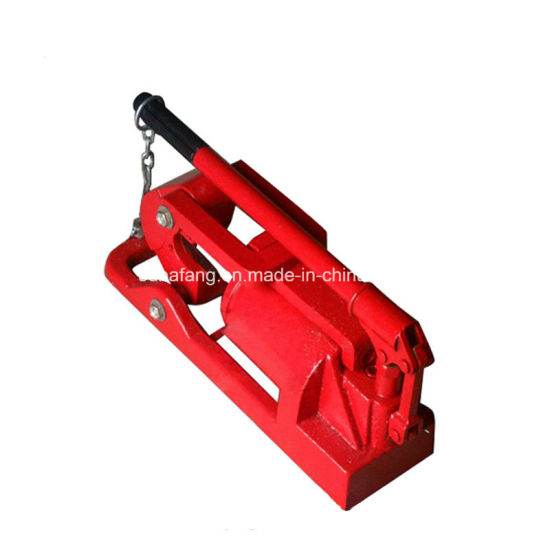 China Hydraulic Steel Cable Cutting Machine Wire Rope Cutter - China ...
