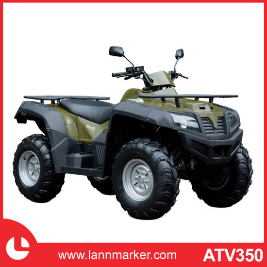 2017 New Model 350cc ATV Qaud Bike 4X4