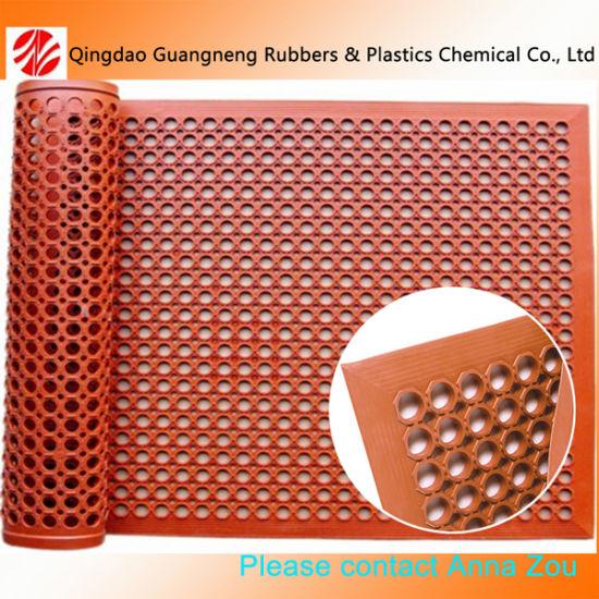 Kitchen Rubber Mat /Anti Slip Hotel Rubber Mat