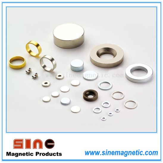 High Temperature Strong Permanent Nefeb Magnets
