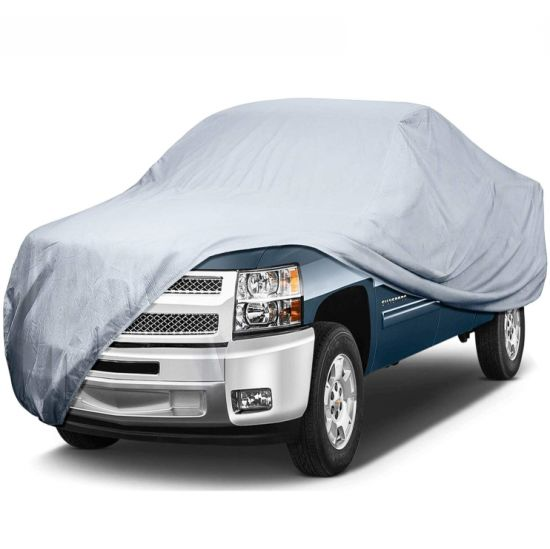 6 Layers Car Cover Waterproof All Weather UV Protection Truck Covers