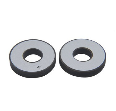 Fbpzt50206 Pzt8 Ceramic Piezo Ring 50*20*6mm Piezoelectric Ring Ceramic for Mask Machine