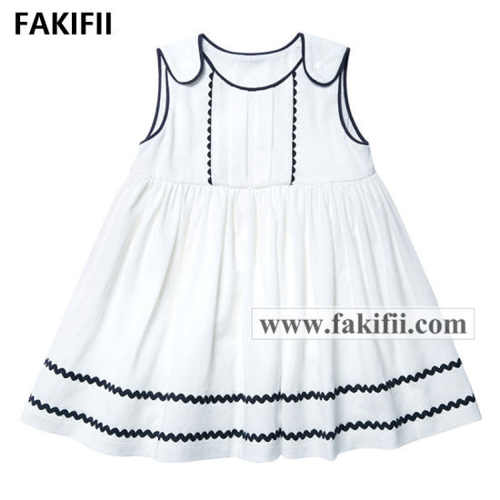 China 2021 Wholesale Summer New Style Girls Dresses Kids Children Clothing Baby Girl Dress China Kids Wear And Baby Wear Price