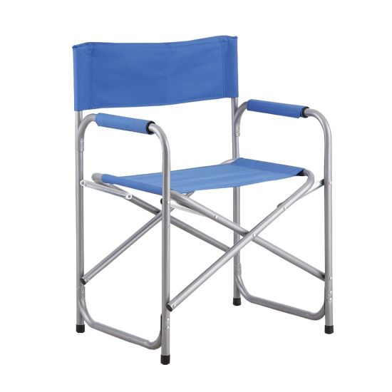 Outdoor Garden Lightweight Folding Beach Chair in Aluminium Metal Material