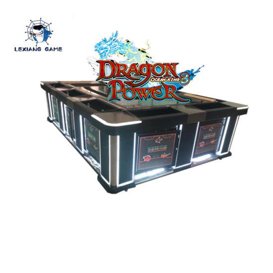 Igs Wholesale Ocean King 3 Dragon Power Video Gambling Amusemnt Slot Shooting Fishing Game Table Arcade Machine