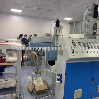 Sj90 Extruder PP Meltblow Non-Woven Fabric Making Line