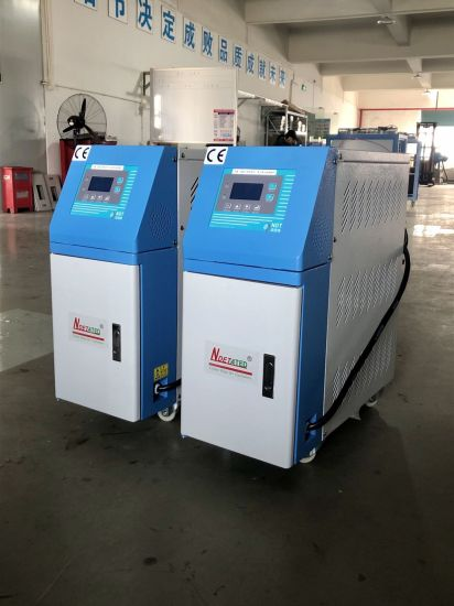 Water Mold Heater Vulcanization Plastic Process Digital Industrial Temperature Controller for Injection Molding Blowing Die Casting Bottle Blow Heating