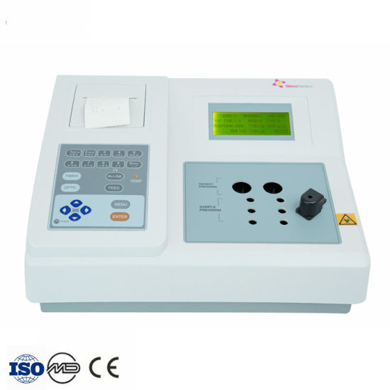 Hot Sale Clinic Single Channel Blood Coagulation Analyzer