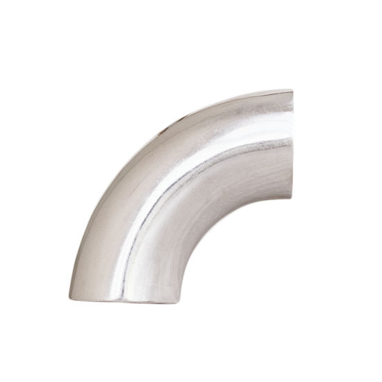 304 316L ANSI B16.9 Food Grade Stainless Steel Pipe Fitting Elbows