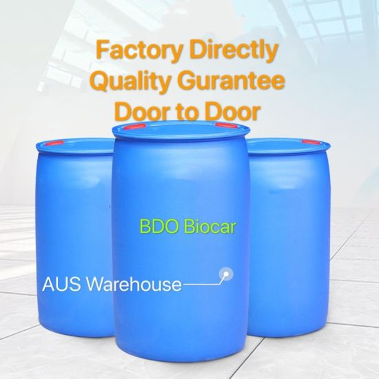 High Pure IBC Barrels γ -Butyro-Lactone From Raw Material CAS: 872-50-4