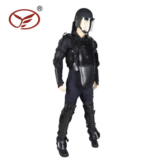Military Police Equipment Anti Riot Suit Riot Gear