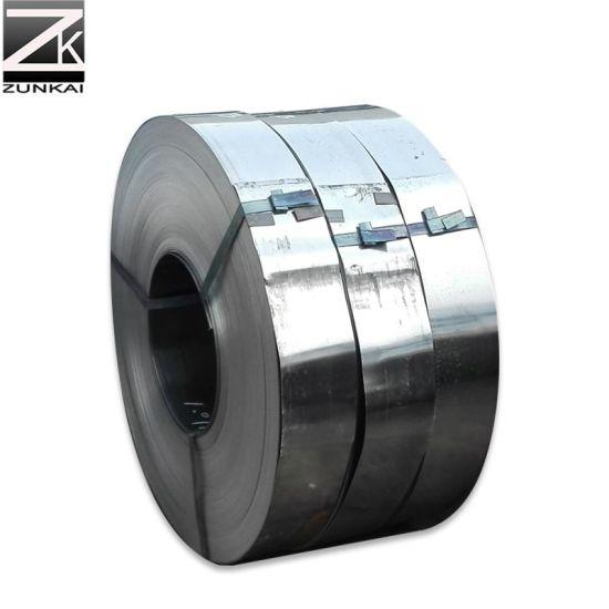 Dx51d+Z40 Regular Spangle Hot Dipped Galvanized Steel Strip