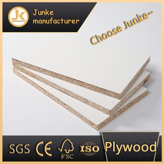 Building Material 12mm Laminated Plywood Wood Veneer Chipboard