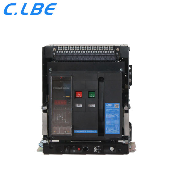 Clbw1 690, 800VAC Air Circuit Breaker Acb Switch Intelligent Frame Circuit Breaker