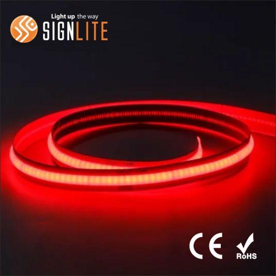 High Quality Home Decoration COB IP 20 Flexible Strip Light
