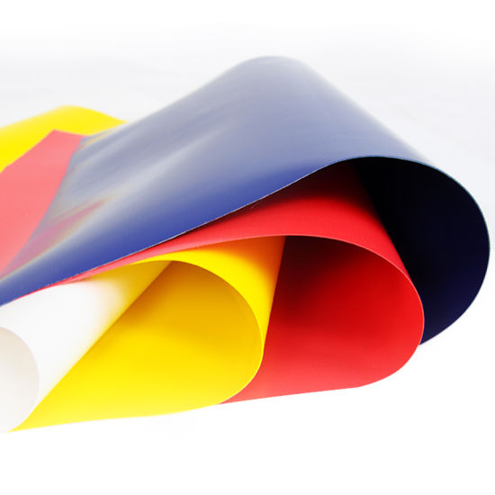 PVC Fabric Tarpaulin for Tent and Truck Cover