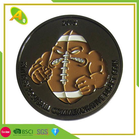Enamel Souvenir Challenge Police Coins Zinc Alloy Coins (COIN-056)