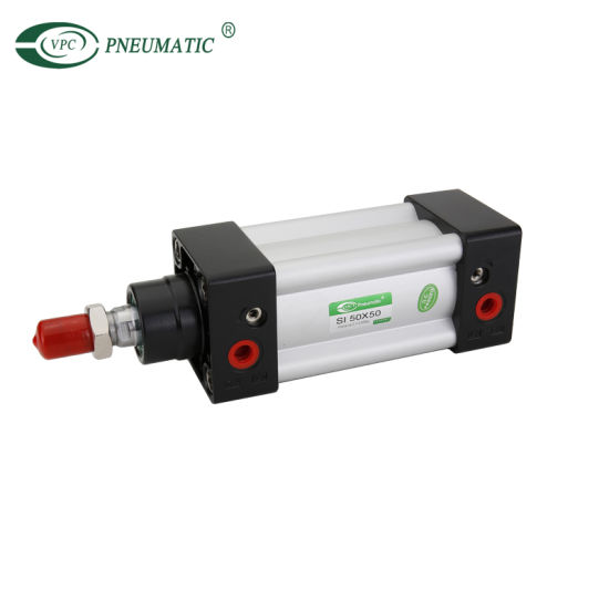 Si Series Double Aciting Pneumatic Air Cylinder
