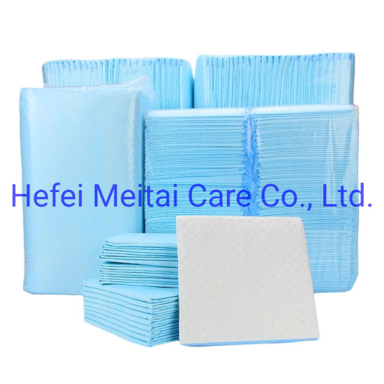 Wholesale Hospital Adult Use Waterproof Incontinence Disposable Bed Sheet Underpad