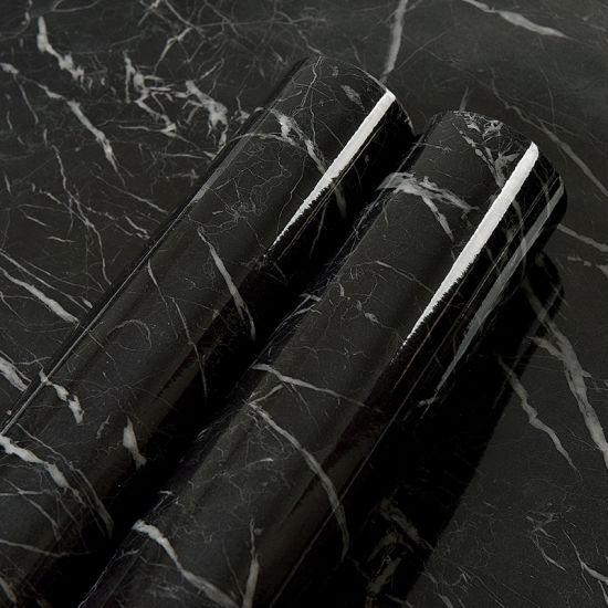 Homein White Marble Paper 60x200CM Self Adhesive Vinyl Film for Furniture Decorative Matte Granite Sticker Back Plastic Roll Wallpaper for Table Kitchen Bathroom Countertop Cabinets Shelves