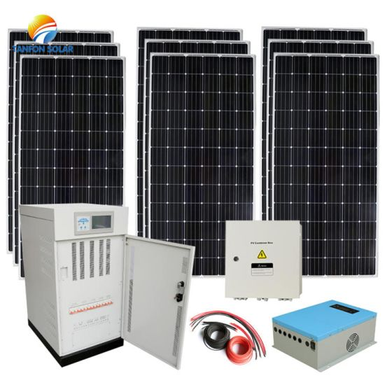China 3kw 5kw 10kw Solar Energy System Price And Solar Companies Philippines China Solar Power System Solar Power