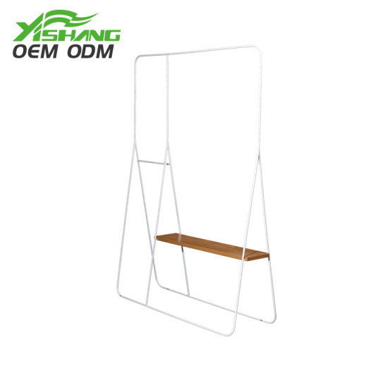 Custom Garment Rack Clothes Stand for Clothing Store