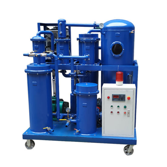 Best Quality Lubricant Oils Recycling Machine Low Cost High Performance Purification System