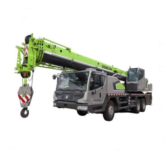 Zoomlion 25ton Pilot Control Hydraulic Truck Crane Ztc250V452 for Sale
