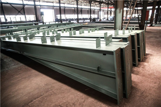 Hot DIP Galvanized Steel Frame Building Steel Structure Easy to Install pictures & photos