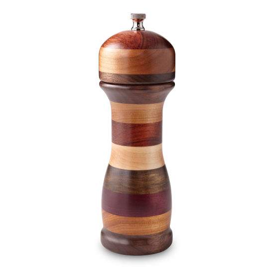 High Quality Wooden Manual Salt Pepper Mill with Cheaper Price pictures & photos